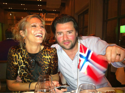 Qamilla fyller 40 år o vi firar med weekend i Oslo