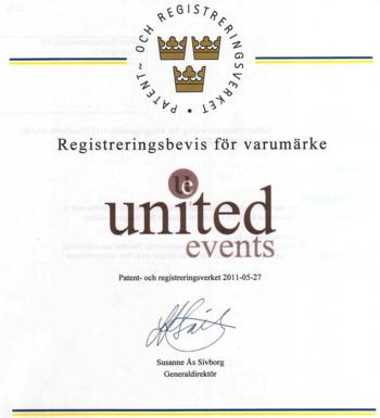 PRV_United Events_varumärke