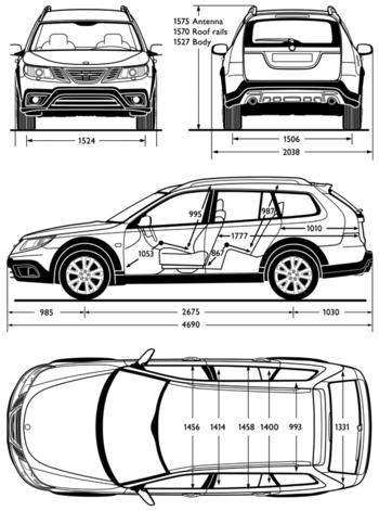 Saab-9-3x-2010