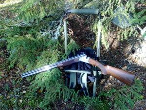 Dating min Remington hagel gevär